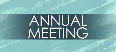 Annual Meeting Banner